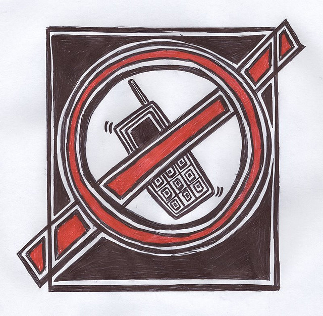 cell phone ban