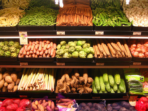 List Of Organic Foods At Kroger