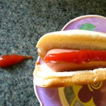 100 Words On: Why It's Not Poor Etiquette to Put Ketchup on a Hot Dog