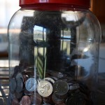 Save Money Faster By Turbo-Charging Your Change Jar
