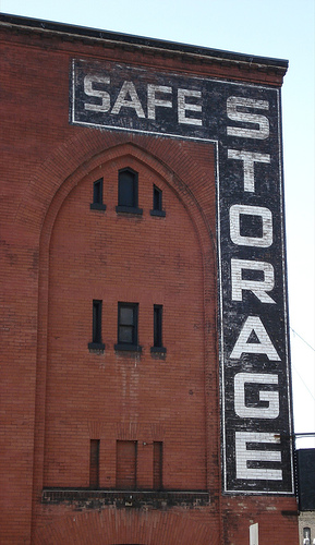 safe storage building