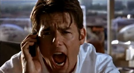 tom cruise in jerry maguire show me the money