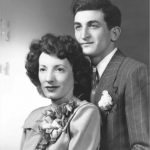 Aunt Doris and her husband Micky