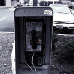 A Tribute to the Vanishing Pay Phone