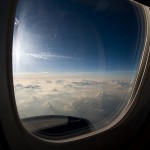Window Seat Clouds