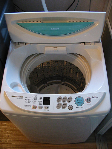 True Story: How a Broken Washing Machine Fixed My Finances