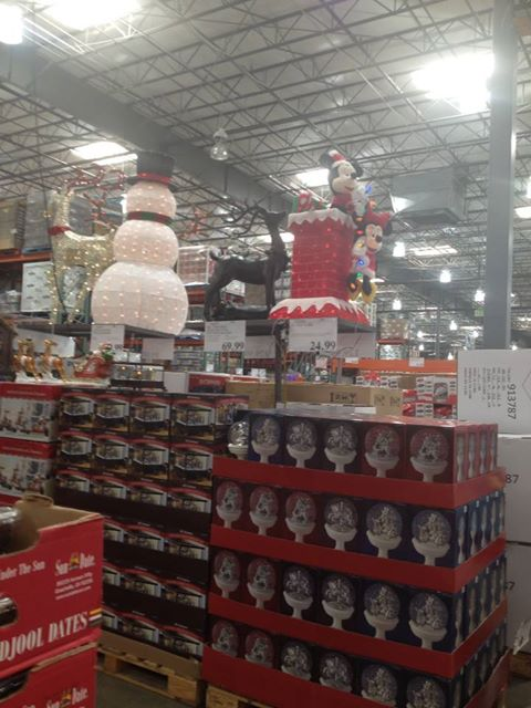 Black Coffee: Summer Is Still Here, But It's Christmas at Costco