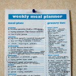 Newly Single? 3 Tips for Planning & Budgeting Weekly Meals