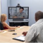A History of Digital Comm: When Was the First Video Teleconference?