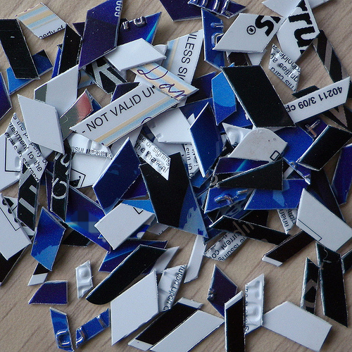 credit cards cut up 2