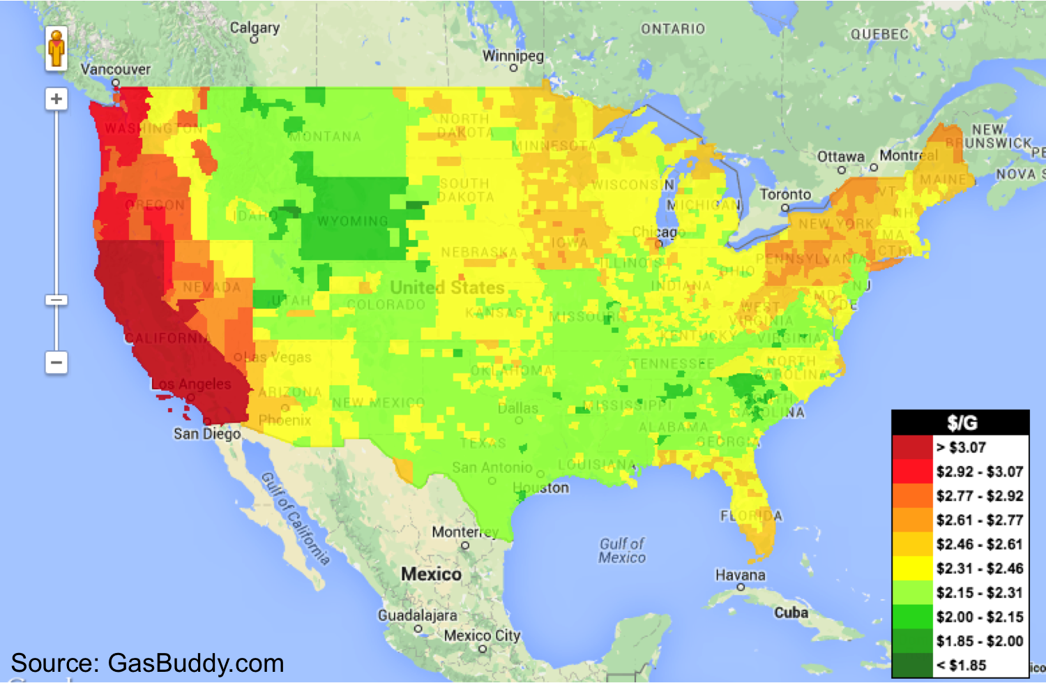 Gas Prices: Gas Prices Heat Map on gas map of sands, golf course map, gas prices by city, gas prices in the united states, state gas tax map, gas prices by zip code, ac map, body solder, basketball court map, dip soldering, gas funnel, texas gas processing plant map, natural gas, methylacetylene-propadiene gas, gas distribution, gas cylinder, usa county map, gas stations near me, gas plays map, gas temperature map,