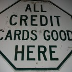 credit cards good here