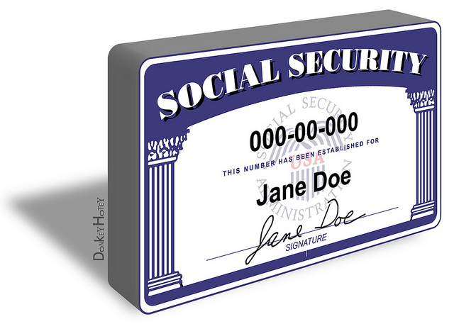 Stock options social security