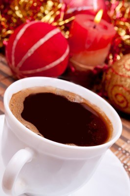black coffee christmas 123rf_com