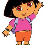Dora the Explorer's Five Easy Steps to Financial Health