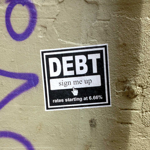 100 Famous Quotes About Debt – Len Penzo dot Com