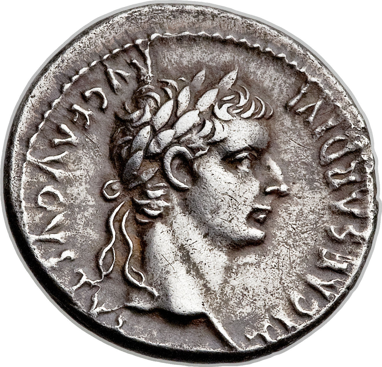 This Silver Denarius Was The Daily Wage For Common Roman Solrs And Unskilled Labor More Than 2000 Years Ago Based Upon Cur Price Of